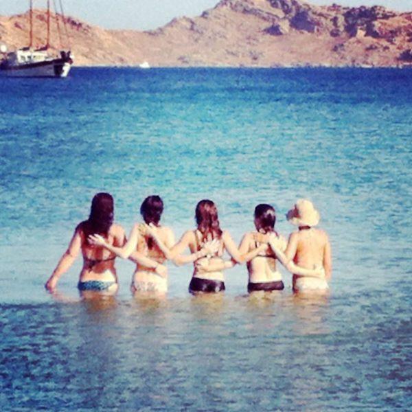 Woman Wellness & Inspiration Yoga Retreat in Paros, Greece