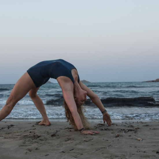 www.anapnoeyoga.com Chakra Vinyasa Yoga
