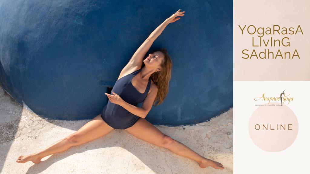Anapnoe Yoga Online