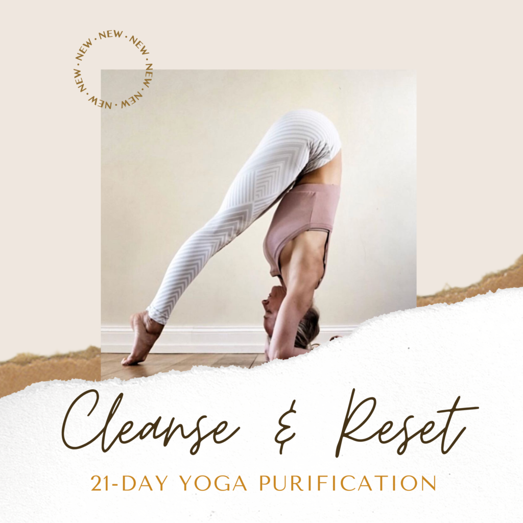 21-day Cleanse & Reset Purification